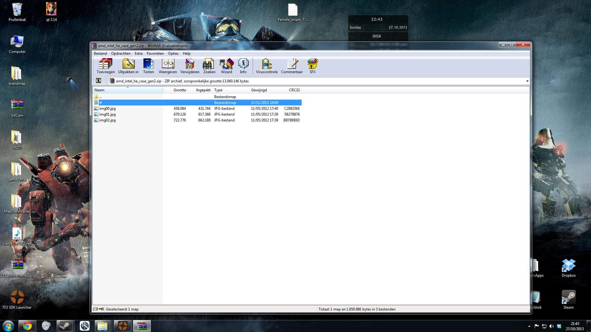 Howto Converting Old Mods To The New Steampipe Vpk Files Panda